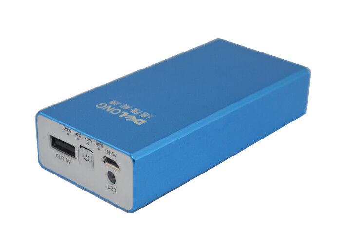 Cell Phones 4000mah Li-ion Power Bank 18650 Universal Mobile Charger