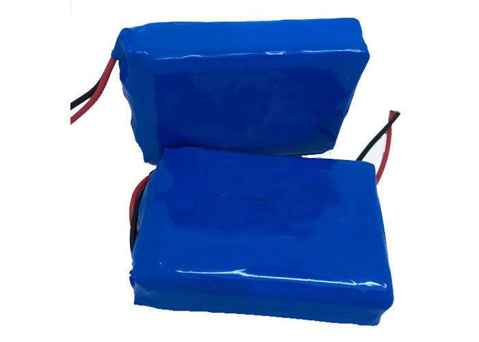 Lithium 7.4V Rechargeable Battery Pack 3000mah No Memory Batteris