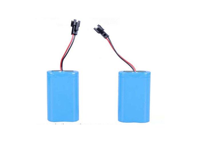 2S1P 7.4v 2000mah Li ion Battery Pack For Loud Speaker OEM ODM
