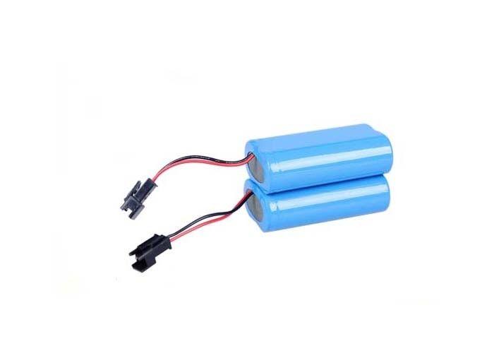 2000mah Rechargeable Emergency Battery Pack High Power 6V - 8.4V
