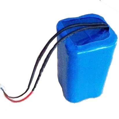 7.4V OEM 18650 Rechargeable Li ion Battery Pack 2S2P 4000mah Capacity