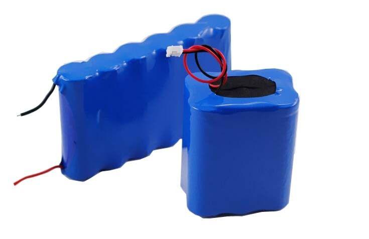 Safe 7.4 V 12V 6000mah Li ion Battery Pack 18650 Anti Explosion