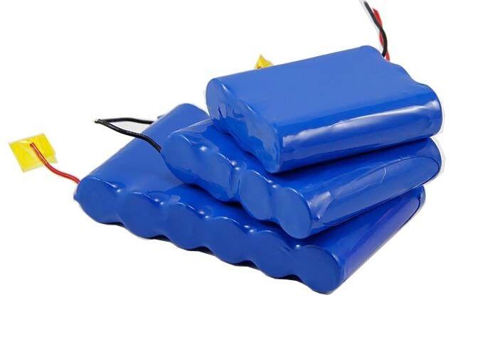 18650 Li ion Battery Pack 7.4v 6600mah OEM ODM Lithium Battery Pack
