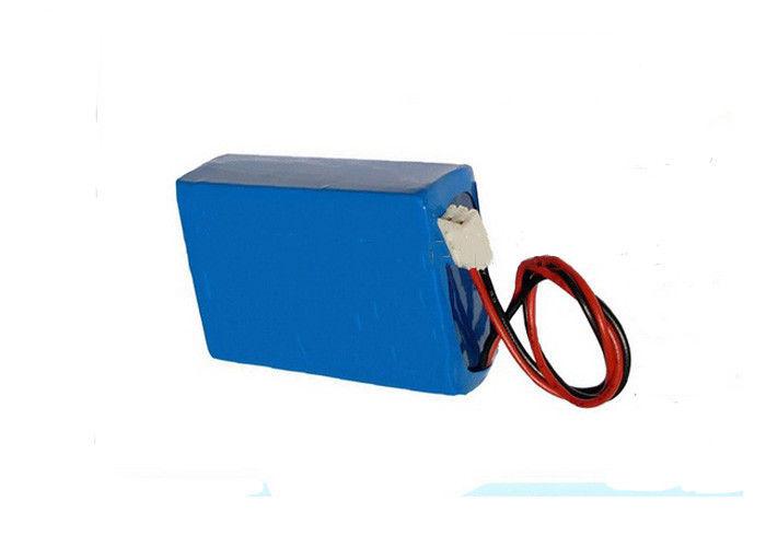Customized Long Life Lithium Polymer Battery Packs 876190 6000mah 11.1v