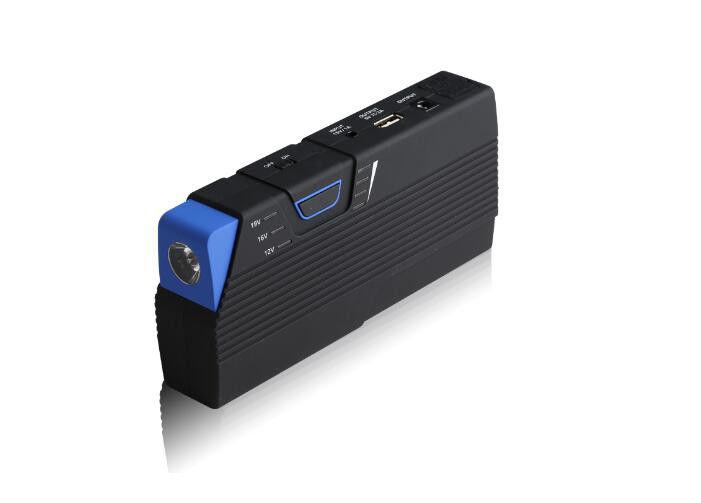 Support 12V Car Emergency Start Power 10000mAh Multi Function Jump Starter