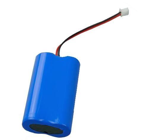 Customized 2S1P Li - ion Battery Pack 7.4V High Capacity For Christmas Light