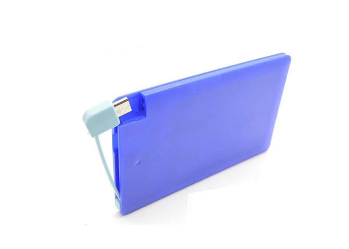 New ProductsPortable lowest price mobile power bank 1400 1600 1800 2000mah Ultra thin