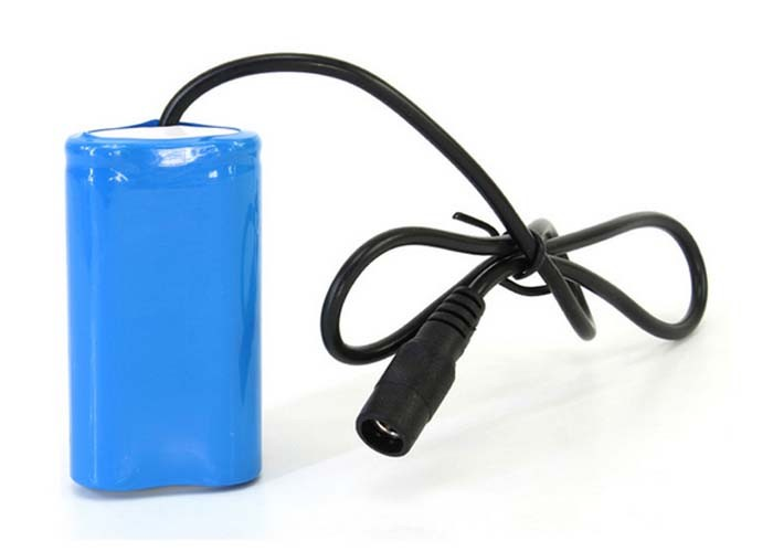 OEM 2S 18650  2600MAH Li Ion Battery Pack For  Emergency Light