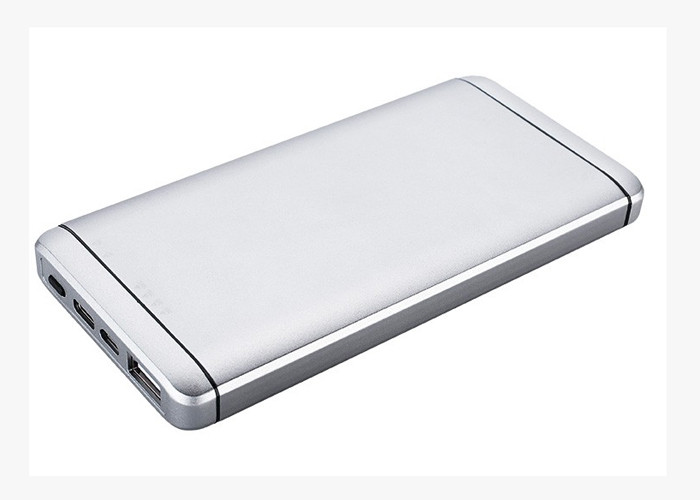 High capcity Quick 2.0 10000mAh Portable Battery Power Bank With USB and Type-C