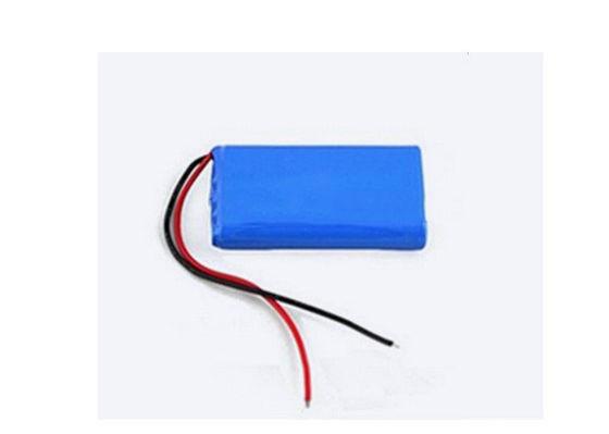 China Lihium Ion Battery Pack 7.4v 4400 MAH High Safety Li Polymer Battery distributor