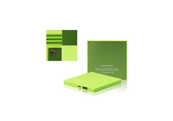 China Round Portable USB Power Bank 2600mAh Extra Battery Charger for Smartphone distributor