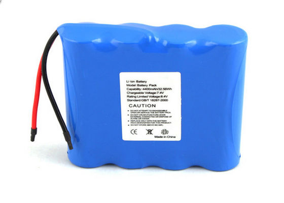 China Light weight 18650  DIY Lithium Ion Battery Pack For Electric Tools distributor